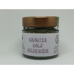 Kräutersalz - Wilde Wiese