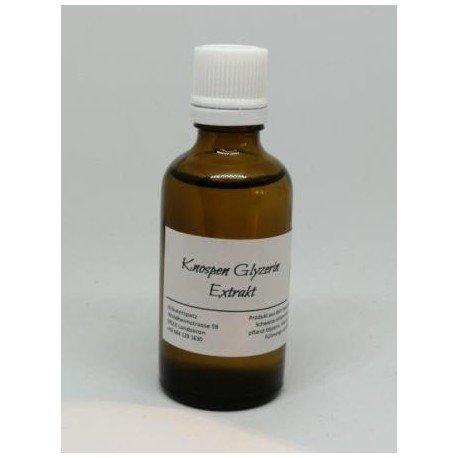 Knospen Extrakt Holunderknospen - Sambucus nigra